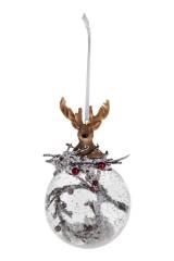 Украшение новогоднее Изящный олень