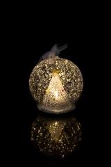 Украшение новогоднее светящееся Праздничная елочка