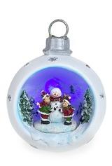 Украшение новогоднее Снеговик
