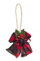 Украшение новогоднее Рождественские бубенцы