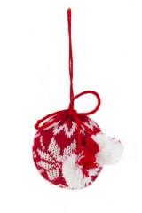 Украшение декоративн Норвежский шар