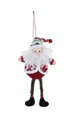 Украшение новогоднее Смешной Дед Мороз