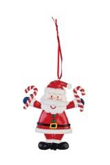 Украшение новогоднее Дед Мороз с конфетами