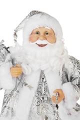 Украшение новогоднее Дед Мороз с игрушками