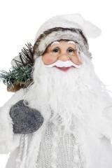 Украшение новогоднее Дед Мороз с мешком подарков