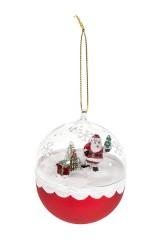 Украшение новогоднее Дед Мороз у елки