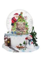 Шар со снегом Рождественская елка