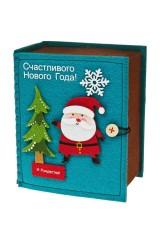 Шкатулка Дед Мороз