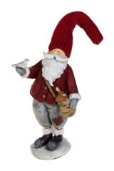 Украшение новогоднее Дед Мороз в колпаке