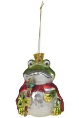 Украшение елочное Царевна-лягушка