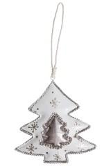 Украшение новогоднее Изящная елочка
