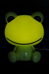 Светильник электрический настольный Лягушка