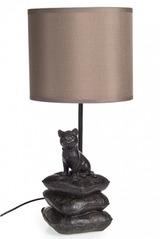 Светильник электрический настольный Котик на подушках