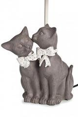 Светильник электрический настольный Милые котики