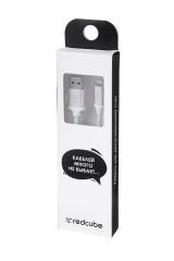 Кабель 1м. USB-lightning