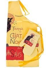 Набор кух. текстиля Черный кот