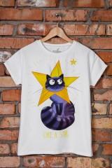 Футболка Звезданутый кот