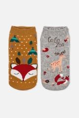 Набор носков женских Фокси