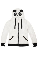 Курточка на молнии Панда