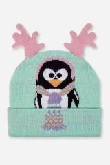 Шапка Пингвиненок