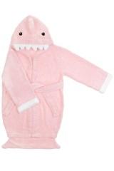 Халат-полотенце детский Акуленок