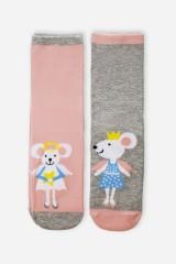 Набор носков Мышки-принцессы