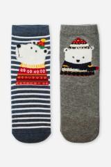 Набор носков Мишка в свитере