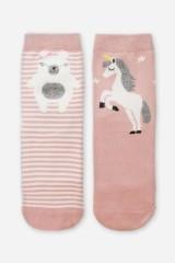 Набор носков Розовое чудо