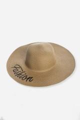 Шляпа летняя Фэшн
