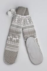 Носки домашние Скандинавик-2