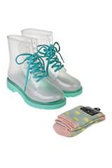 Ботинки резиновые Минти