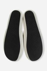 Тапочки домашние женские Белый песик