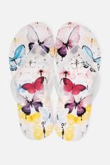 Шлепанцы Нежные бабочки