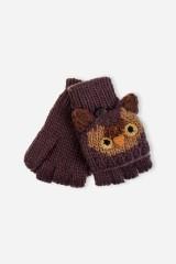 Перчатки-варежки детские Совик