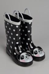 Сапоги детские резиновые Панда