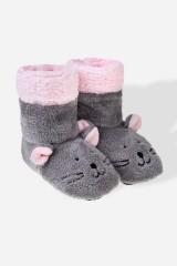 Тапочки домашние женские Мышата