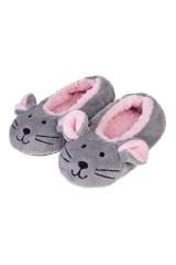 Тапочки домашние женские Мышеньки