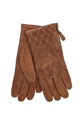 Перчатки замшевые Тэсл
