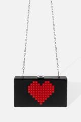 Клатч Лего-сердце
