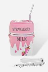 Сумка Клубничное молоко