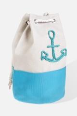 Рюкзак пляжный Якорь