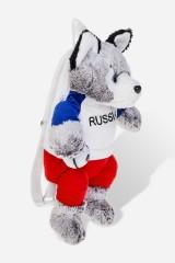 Рюкзак детский Волк-футболист