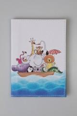 Обложка для паспорта Ковчег