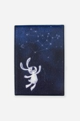 Обложка для паспорта Звездное небо
