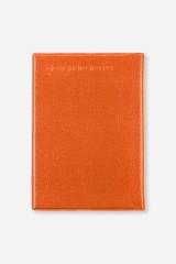 Обложка для паспорта Ежик в листьях