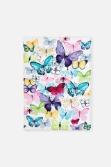 Обложка для паспорта Нежные бабочки