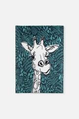 Обложка для паспорта Жираф Мотя