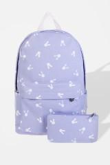 Рюкзак школьный Банни