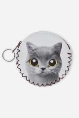 Кошелек для мелочи Глазастый кот
