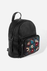 Рюкзак с вышивкой Флори